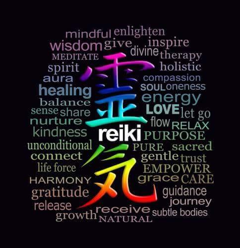 Reiki poster about our chakra cleansing and balancing in Ocean Township, NJ.